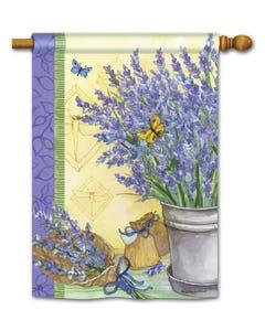 Lavender Standard Flag