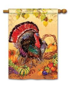 Wild Turkey Standard Flag