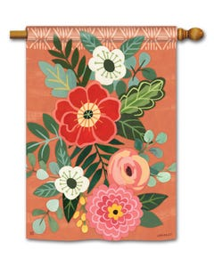 Terra Flora  Standard Flag