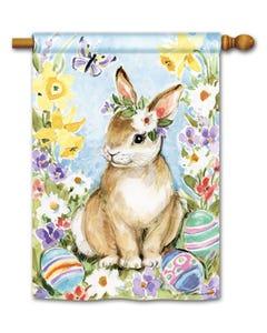 Easter Visit Standard Flag