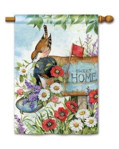 Sweet Home Standard Flag