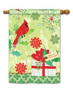 CLR Christmas Gift Standard Flag