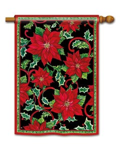 CLR Christmas Tradition Standard Flag