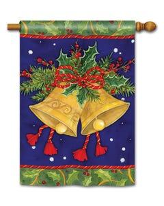 CLR Christmas Bells Standard Flag