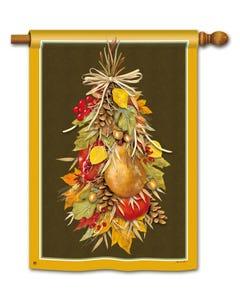 CLR Fruits of Fall Standard Flag