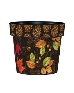 "Autumn Symphony 6"" Art Pot"