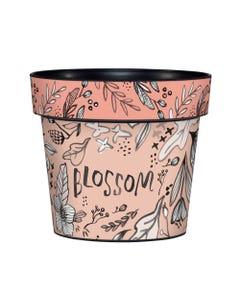 """Blossom 6"""" Art Pot"""