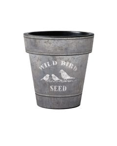 "Wild Bird Seed 15"" Art Planter"