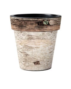 "Birch  18"" Art Planter"