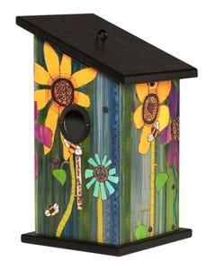 Peace Garden Birdhouse