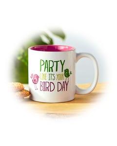 Bird Day Mug