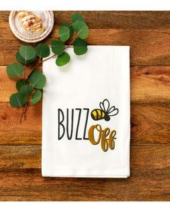 Buzz Off Towel