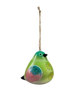 Hummingbird Bird Song Ornaments