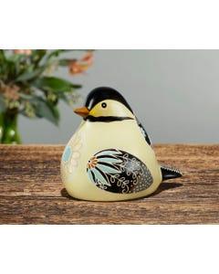 Chickadee Bird Song Decorative Figurine