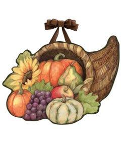 Harvest Blessings Door Décor