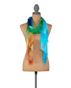 Earth-Landscape Scarf