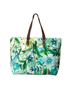 Earth-Floral Tote