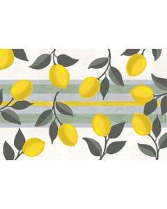 Lemonade Floor Flair - 2 x 3