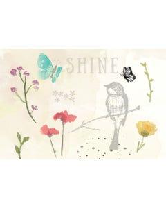 Shine Floor Flair - 2 x 3