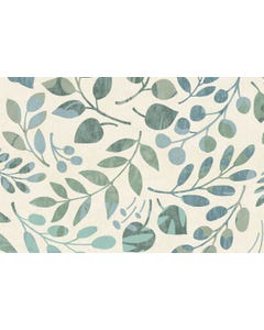 Woodsia - Cream Floor Flair - 2 x 3