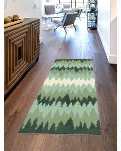 Forest Treeline Floor Flair - 2 x 6