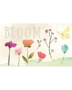 Bloom Floor Flair - 3 x 5