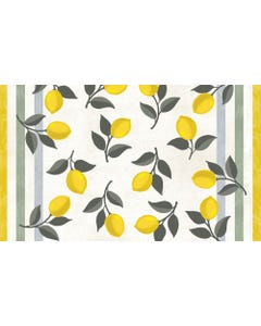 Lemonade Floor Flair - 3 x 5