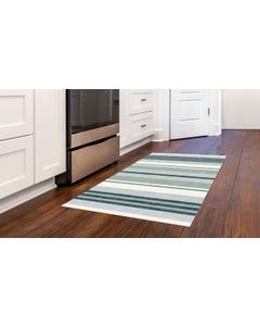 Broad Stripes - Laguna Floor Flair - 3 x 5