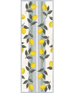 Lemonade Floor Flair - 2.5 x 7