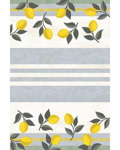 Lemonade Floor Flair - 4 x 6