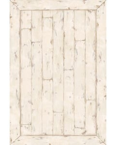White Washed Wood Floor Flair - 4 x 6