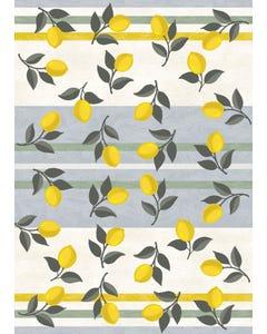 Lemonade Floor Flair - 5 x 7