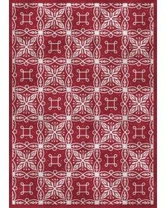 Wrangler - Red Floor Flair - 5 x 7