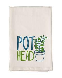 Pot Head Towel