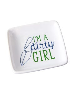 Dirty Girl Trinket Dish