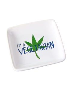 Vegetarian Trinket Dish
