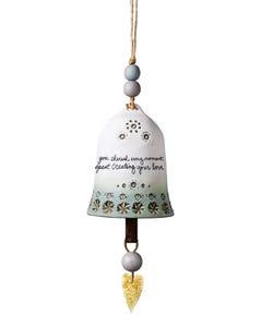 Wedding Ceramic Bell