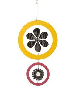 CLR Yellow and Fuchsia Mobile