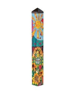 Restore My Soul 3' Art Pole