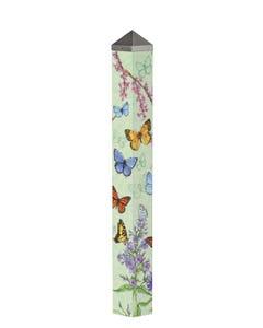 """Butterfly Dance 40"""" Art Pole"""
