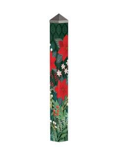 "Winter Garden 40"" Art Pole"