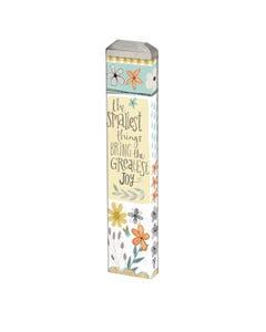 "Smallest Things 13"" Mini Art Pole"
