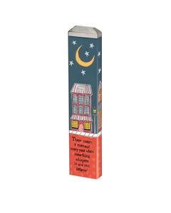 """Holiday Magic 13"""" Mini Art Pole"""