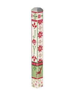 "Nordic Joy 16"" Mini Art Pole"