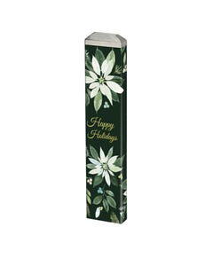 "Poinsettia Joy 13"" Mini Art Pole"