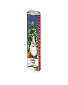"Jolly and Merry 13"" Mini Art Pole"