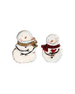 Snowmen and Friends S/2 asst.