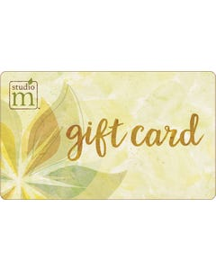 Studio M Gift Card