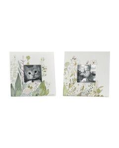 Floral 4x4 Frames