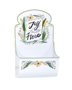 Joy Metal Wall Pocket